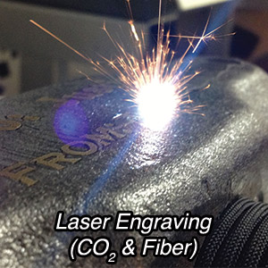 Laser Engraving (CO2 and Fiber)